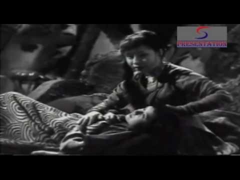 Gori Ke Naino Mein Nindiya Bhari - Lata Kishore Kumar - ANGAAREY...