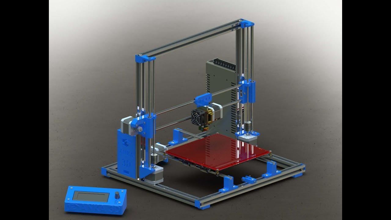 Можно ли сделать 3D принтер своими руками? Блог