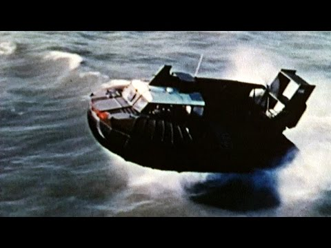 Hovercraft - Ultimate Amphibious Machine