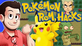 Pokemon ROM Hacks - AntDude