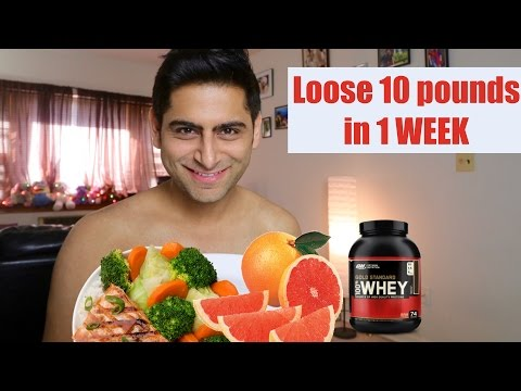 LOOSE 10 POUNDS IN 1 WEEK  | MILITARY DIET REVIEW  | WEIGHT LOSS DIET PLAN (WITH PROOF)