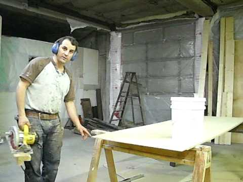 How to scarf plywood for a Tolman Alaskan Skiff!