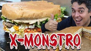 MC' X-MONSTRO ENORME E SUPER RECHEADO