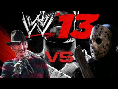 WWE 13 Freddy vs Jason Hell in a Cell Match | TerriblePain