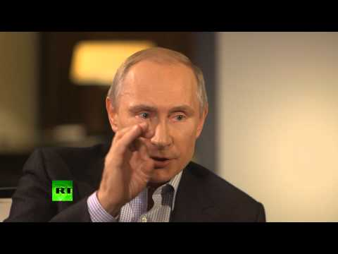 Putin: Supporting Russophobia in Ukraine is very dangerous
