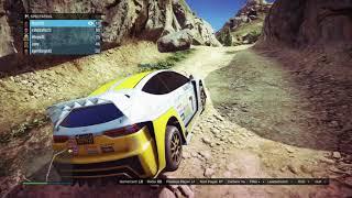 Rally Pro Race 4 - Grand Theft Auto Online