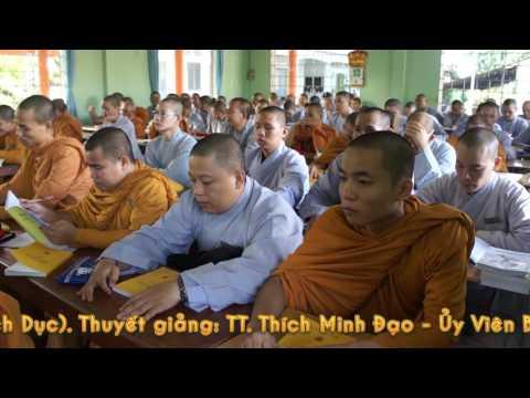 Tọa Thiền Chỉ Quán Phần 6 (Trách Dục) - TT. Thích Minh Đạo