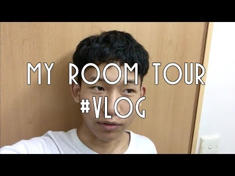 My Room Tour - Vlog