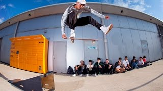 DC Shoes Europe - Special Delivery Tour 2016 - UK