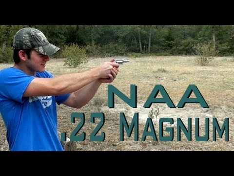 NAA 22 Magnum Pocket Pistol (North American Arms)