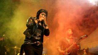 MEL SHANDY-DREAMS-VAN HALEN cover - Galuh On The Rock, HD
