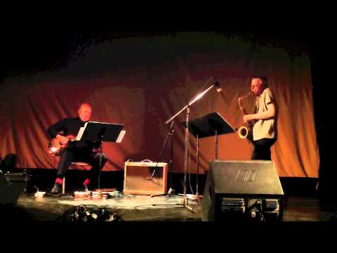 Matthias Schubert&Scott Fields @ Jazz and More Festival Sibiu 2011, Romania