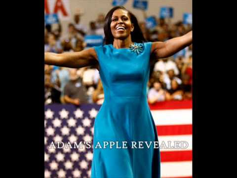 I SEE RIGHT THROUGH YOU- THE FIRST LADY AIN'T NO LADY!