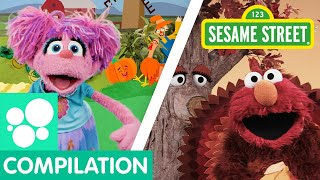 Sesame Street: Celebrate Thanksgiving! | Thanksgiving Songs Compilation