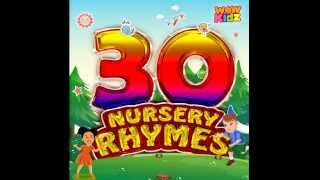 30 Nursery Rhymes Sung By Kids   Non-Stop Audio for Kids