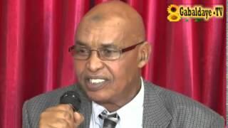 Cali Gabiilay Oo Jiidhay Mucaaridka Kana Waramay
