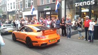Rijden supercars in Zwolle [NL] part1