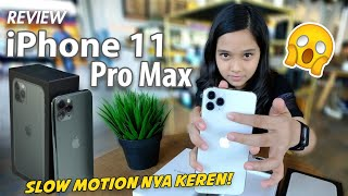 UNBOXING IPHONE 11 PRO MAX | KAMERA IPHONE 11 PRO MAX Vs IPHONE X | INI YANG TERBARU