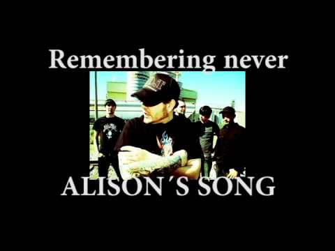 Remembering Never - Alisons Song