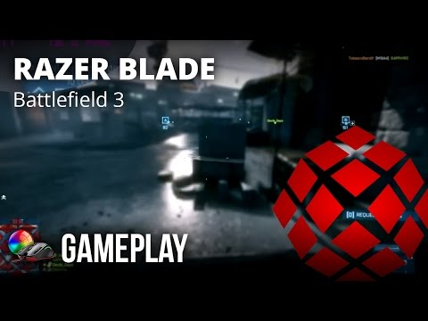 Battlefield3 - NEW RAZER BLADE Laptop