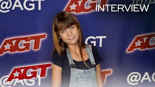 Interview: Charlotte Summers Chats About Unforgettable Moments On AGT! - America's Got Talent 2019