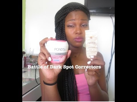 Ponds Clarant b3 & Ambi Fade Cream Review