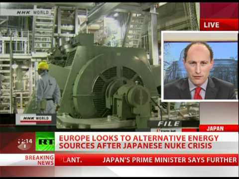 Reactor Rethink: Japan asks IAEA for help as EU eyes alt energy