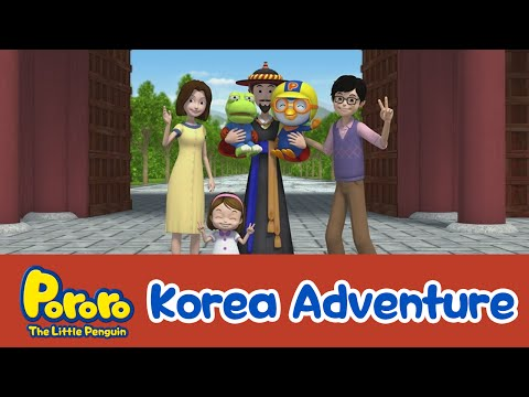 Pororo Goes To Korea ep02 new Friends video
