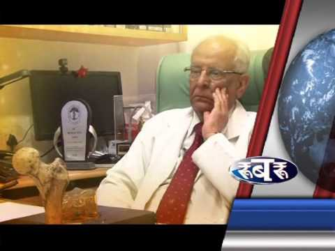 Promo Rubaroo on Sadhna News-Dr. P. K. dave