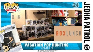 Funko Chase Pop Hunting at BoxLunch - LOTS OF CHASES!