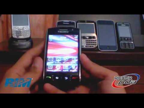 BlackBerry Storm de Iusacell - Análisis a Detalle, Parte 1