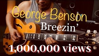 George Benson Breezin 39 Electric Guitar By Vinai T
