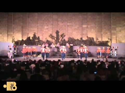 Calabaceados de Baja California, Ballet Folklórico del Municipio de Ensenada BFME