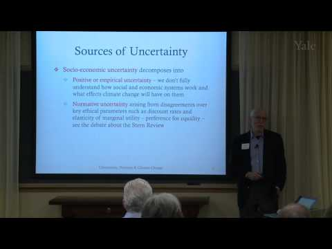 Uncertainty, Decision and Climate Change