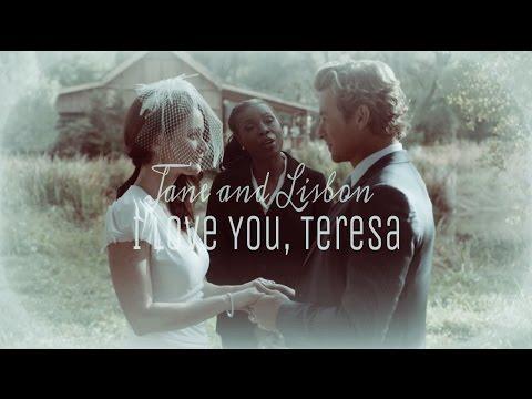 Jane And Lisbon - I Love You, Teresa