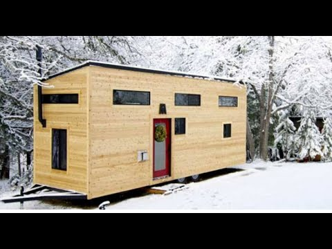 Couple Builds Amazing Tiny Home For $33,000