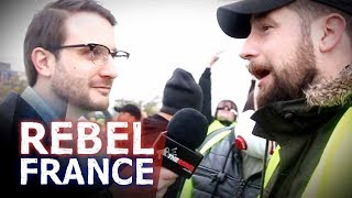 The Yellow Vests Won't Leave Until Macron is Gone | Jack Buckby