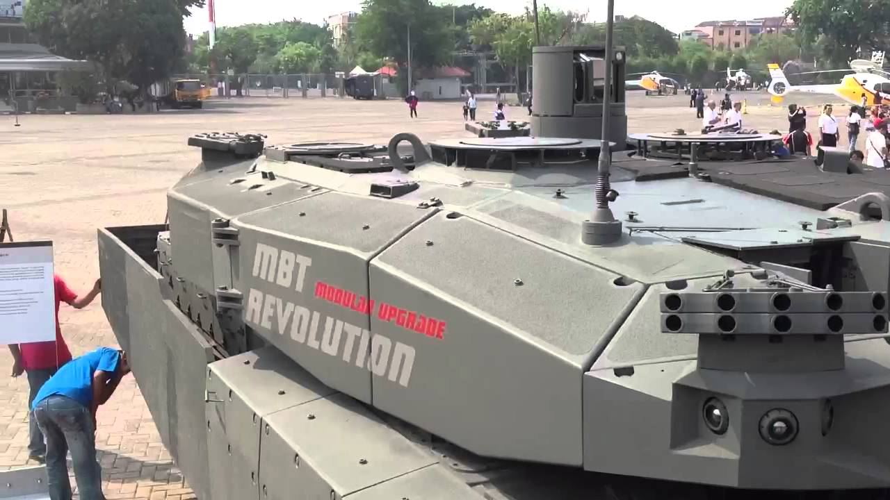 Image result for leopard II revolution i