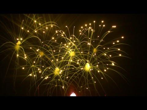HC Pyrotechnics - Internationaal Vuurwerk Festival - Knokke Heist 2014