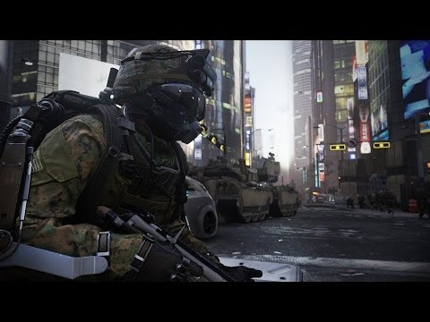 Official Call of Duty®: Advanced Warfare Induction Gameplay Video