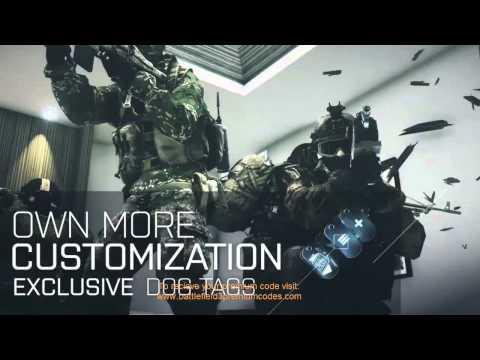 Battlefield 3 Premium Codes Giveaway [Free premium codes]