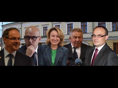 Kandydaci na prezydenta Suwałk mówią o swoich szansach
