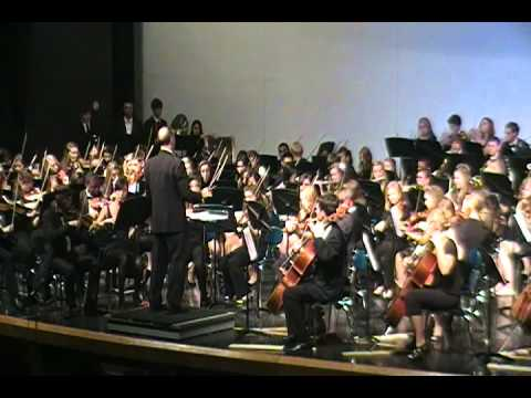 Dundee-Crown High School Orchestra Festival 03