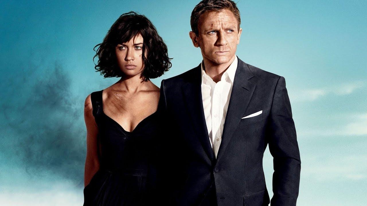 Агент 007 девушка бонда фото