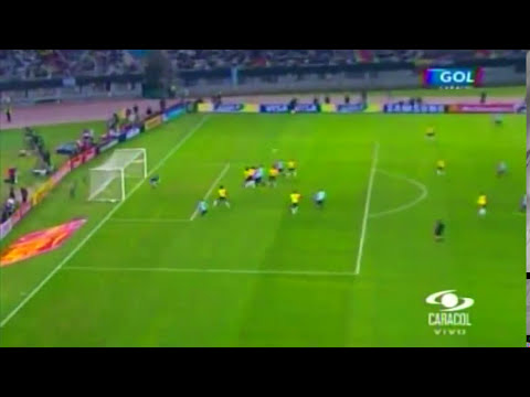 Atajadas David Ospina Argentina Vs Colombia (07/06/2013)