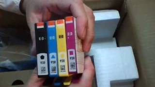 HP Officejet 6500A PLUS Unboxing - Pt.  I
