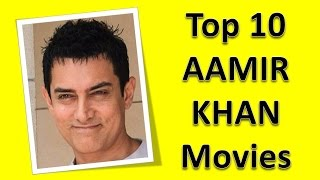 Top 10 Best Aamir Khan Movies List