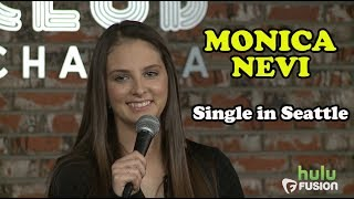 Single in Seattle | Monica Nevi | Stand-up Comedy