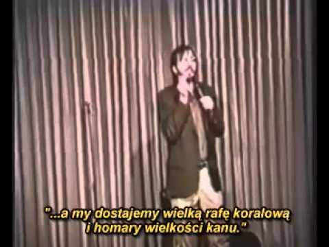 Bill Hicks- Igby's Całość Napisy PL