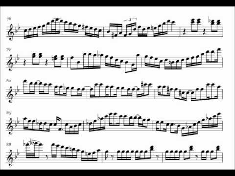 Pat Martino - Road Song Transcription